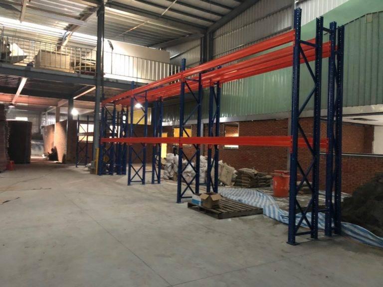 重型貨架、倉儲架、物料架、高荷重儲存、倉儲規劃